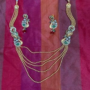 Jewelry - Indian necklace